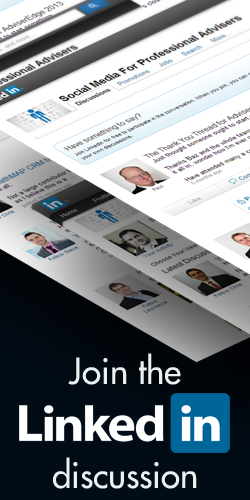 Social Media For Professional Advisers Linkedin Group